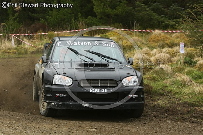 TOTS 18 - McGEEHAN MOTORSPORT TOUR OF THE SPERRINS (2016)