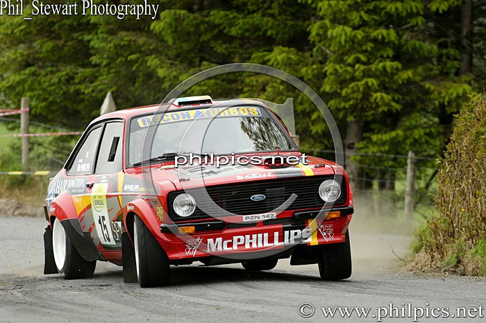DI 25 - JOULE DONEGAL INTERNATIONAL RALLY (2015)