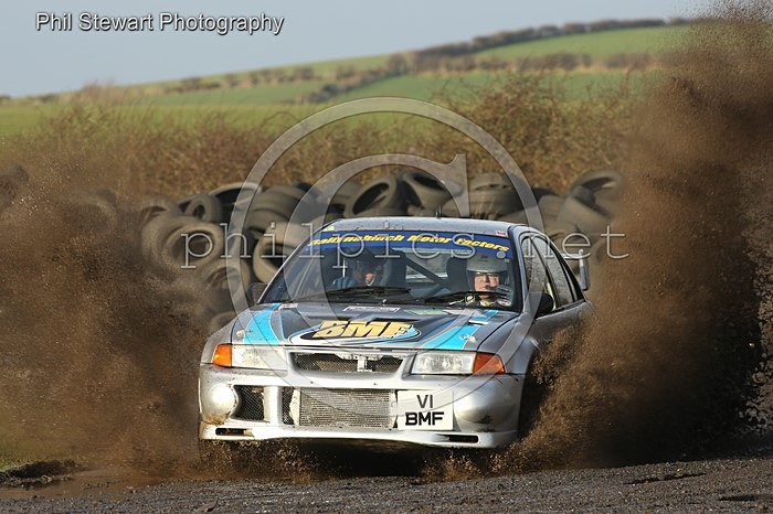 PN 20 - PACENOTES RALLY MAGAZINE STAGES (2016) - KIRKISTOWN