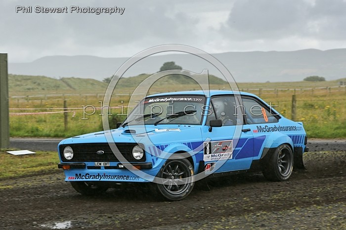 TS 11 - COOKSTOWN MOTOR CLUB McGRADY INSURANCE TYRONE STAGES (2016)