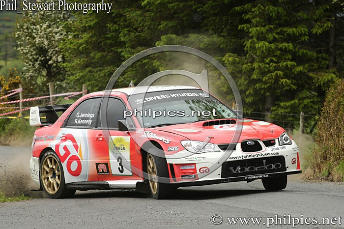 DI 10 - JOULE DONEGAL INTERNATIONAL RALLY (2015)