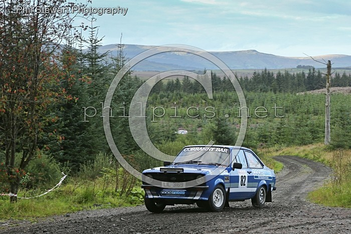 SS RTT 13 - MAGHERAFELT MOTOR CLUB SUNSET RALLY TIME TRIAL - DAVAGH (2016)