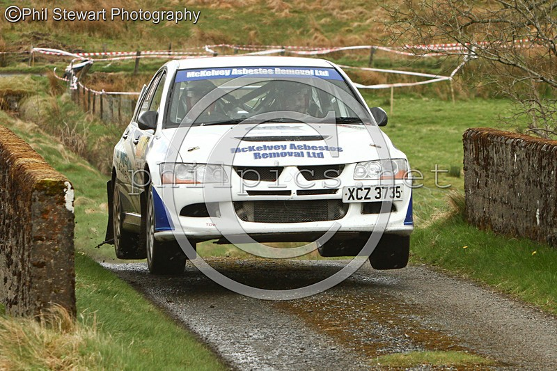 TOTS 13 - MAGHERAFELT AND DISTRICT MOTOR CLUB TOUR OF THE SPERRINS (2013)