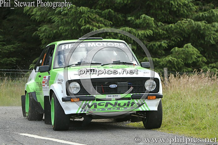 POC 10 - POC (NI) OILS STAGES RALLY (2015)
