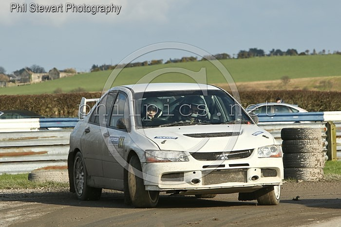 PN 15 - PACENOTES RALLY MAGAZINE STAGES (2016) - KIRKISTOWN
