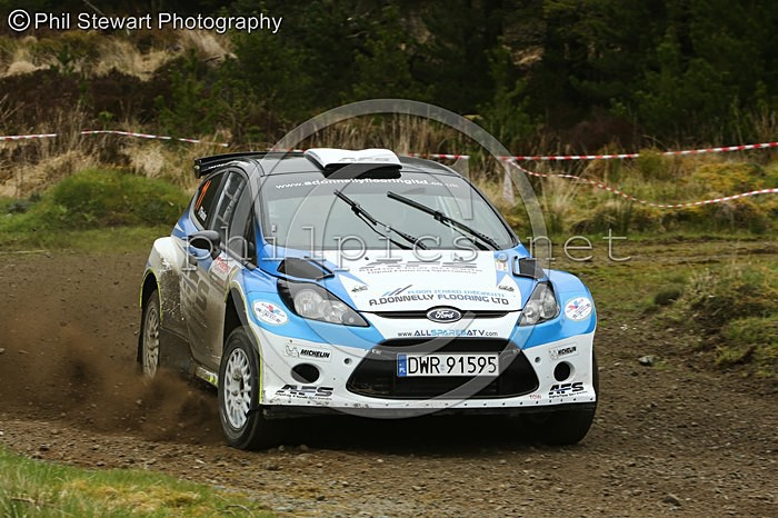 TOTS 14 - McGEEHAN MOTORSPORT TOUR OF THE SPERRINS (2016)