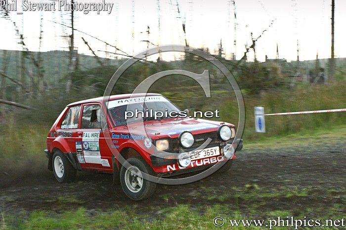 SS 21 - MAGHERAFELT AND DISTRICT MOTOR CLUB SUNSET RALLY (2013)
