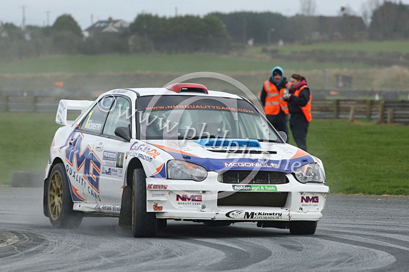PNS 3 - PACENOTES MAGAZINE STAGES - KIRKISTOWN (2017)