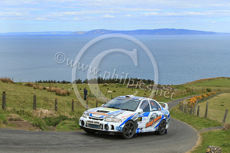 GLENS 2 - RIVER RIDGE RECYCLING GLENS OF ANTRIM RALLY (2017)