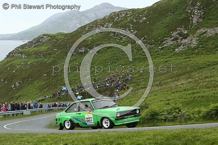 DONEGAL 1 - JOULE DONEGAL INTERNATIONAL RALLY (2016)