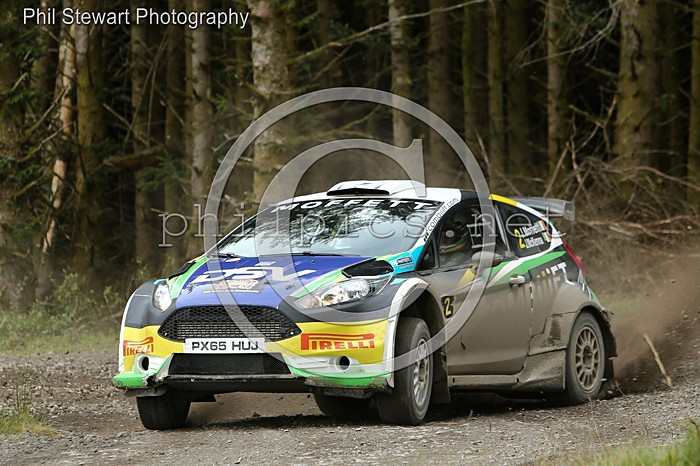 LSR 6 - TUFFMAC LAKELAND STAGES (2016)