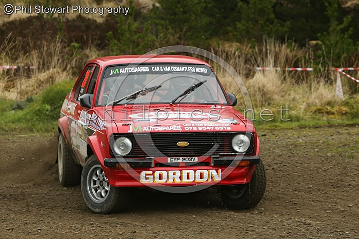 TOTS 22 - McGEEHAN MOTORSPORT TOUR OF THE SPERRINS (2016)