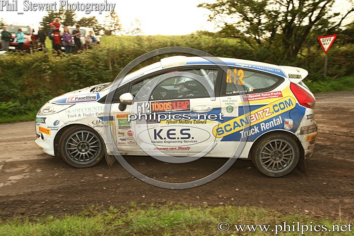 UR 15 - TODDS LEAP ULSTER RALLY (2013)