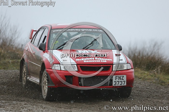 SR 24 - OMAGH MOTOR CLUB SPRING RALLY (2015)