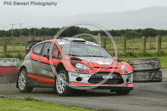 TS 1 - COOKSTOWN MOTOR CLUB McGRADY INSURANCE TYRONE STAGES (2016)