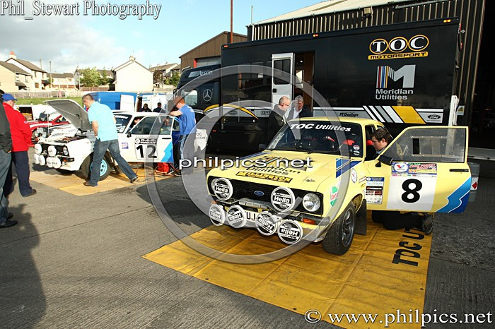 SS 11 - MAGHERAFELT AND DISTRICT MOTOR CLUB SUNSET RALLY (2013)