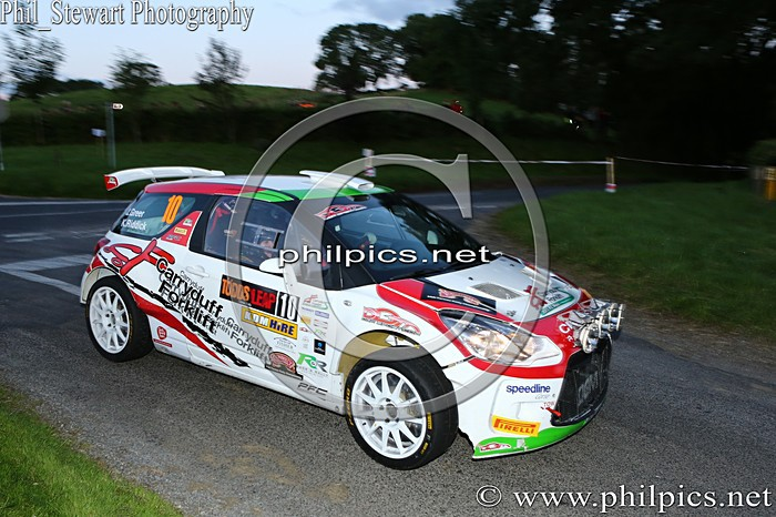 UL 13 - TODDS LEAP ULSTER RALLY (2015)