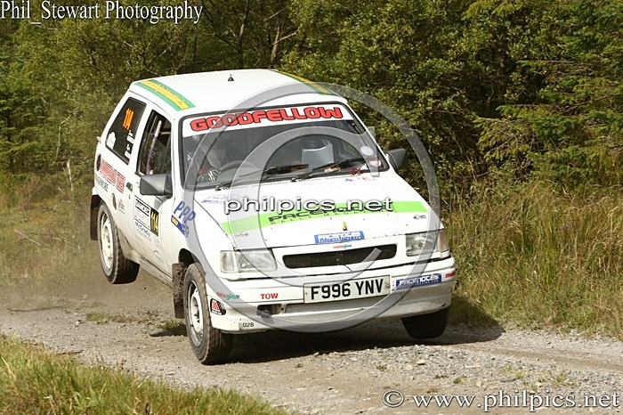 SS3 11 - SAMDEC SECURITY LAKELAND STAGES RALLY (2014)