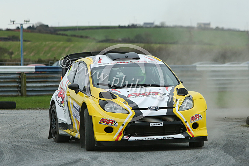 PNS 2 - PACENOTES MAGAZINE STAGES - KIRKISTOWN (2017)