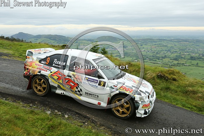 MR 10 - NEWRY AND DISTRICT MOURNE RALLY (2014)
