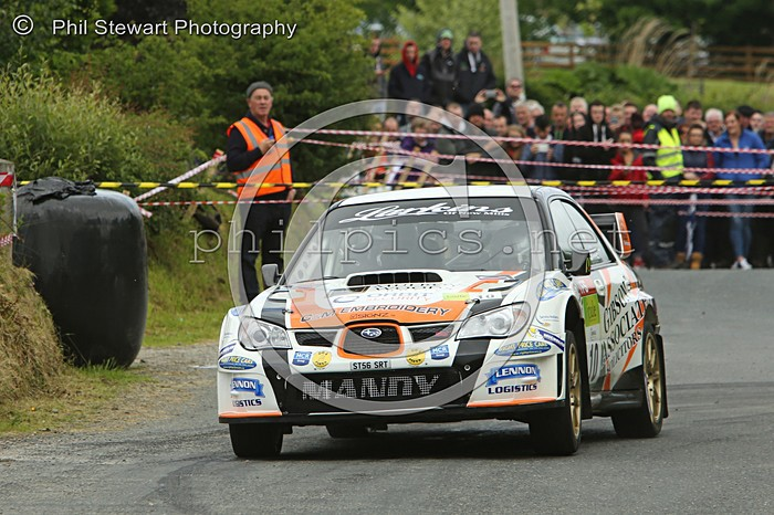 DONEGAL 5 - JOULE DONEGAL INTERNATIONAL RALLY (2016)