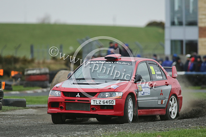 PNS 14 - PACENOTES MAGAZINE STAGES - KIRKISTOWN (2017)