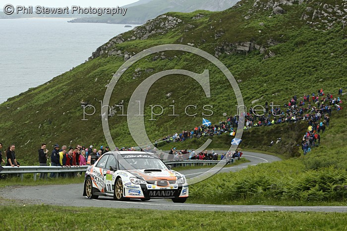 DONEGAL 6 - JOULE DONEGAL INTERNATIONAL RALLY (2016)