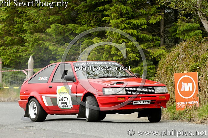 DI 2 - JOULE DONEGAL INTERNATIONAL RALLY (2015)
