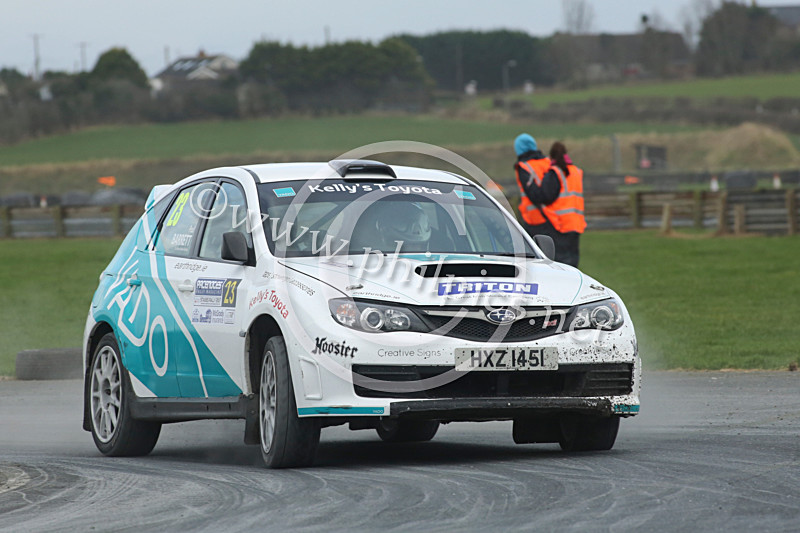 PNS 17 - PACENOTES MAGAZINE STAGES - KIRKISTOWN (2017)