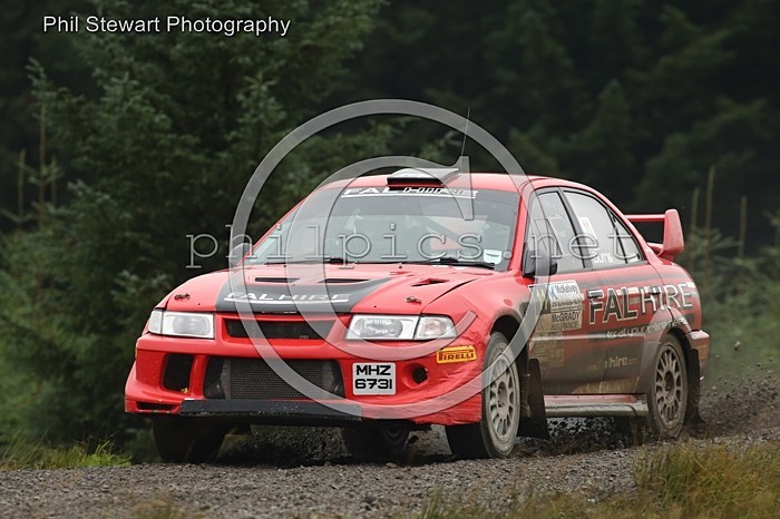 BW 16 - OMAGH MOTOR CLUB BUSHWACKER RALLY (2016)