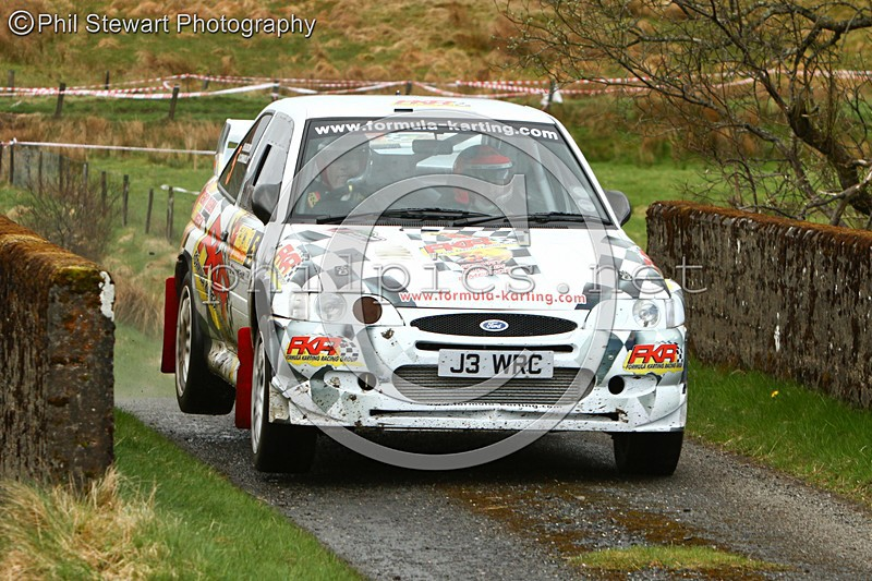 TOTS 2 - MAGHERAFELT AND DISTRICT MOTOR CLUB TOUR OF THE SPERRINS (2013)