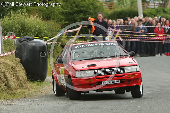 DONEGAL 3 - JOULE DONEGAL INTERNATIONAL RALLY (2016)