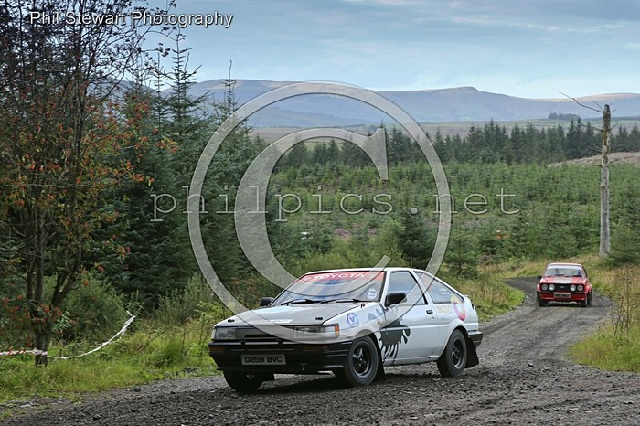 SS RTT 15 - MAGHERAFELT MOTOR CLUB SUNSET RALLY TIME TRIAL - DAVAGH (2016)
