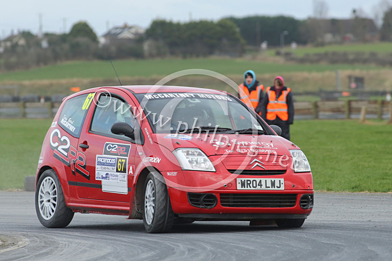 PNS 47 - PACENOTES MAGAZINE STAGES - KIRKISTOWN (2017)