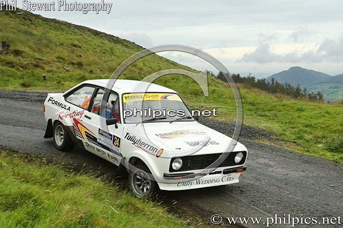 MR 20 - NEWRY AND DISTRICT MOURNE RALLY (2014)