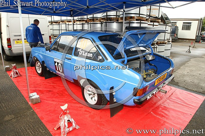 SS 3 - MAGHERAFELT AND DISTRICT MOTOR CLUB SUNSET RALLY (2013)