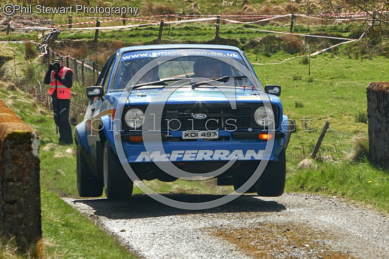 TOTS 23 - MAGHERAFELT AND DISTRICT MOTOR CLUB TOUR OF THE SPERRINS (2013)