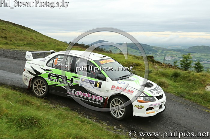 MR 8 - NEWRY AND DISTRICT MOURNE RALLY (2014)