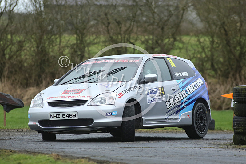 PNS 60 - PACENOTES MAGAZINE STAGES - KIRKISTOWN (2017)