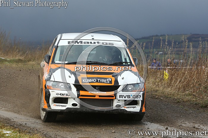 SR 9 - OMAGH MOTOR CLUB SPRING RALLY (2015)