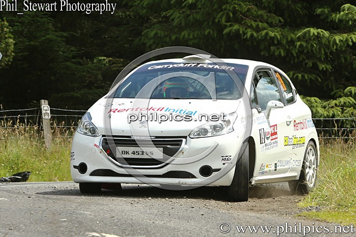 POC 20 - POC (NI) OILS STAGES RALLY (2015)