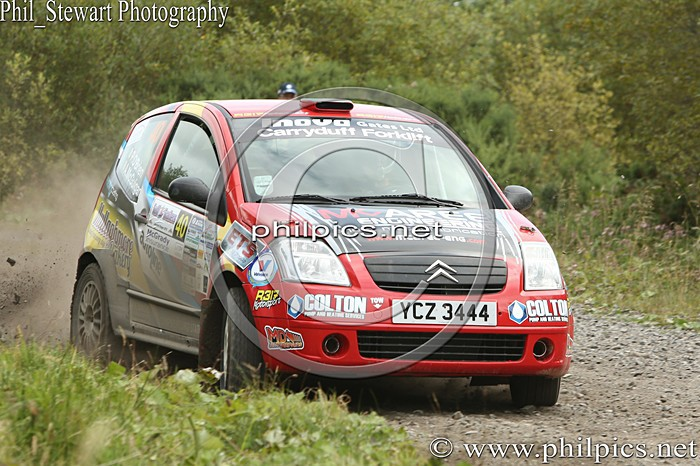 LS 16 - TUFFMAC TRAILERS LAKELAND STAGES (2015)