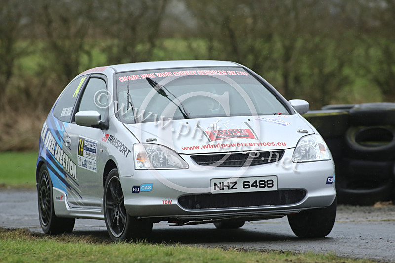PNS 59 - PACENOTES MAGAZINE STAGES - KIRKISTOWN (2017)