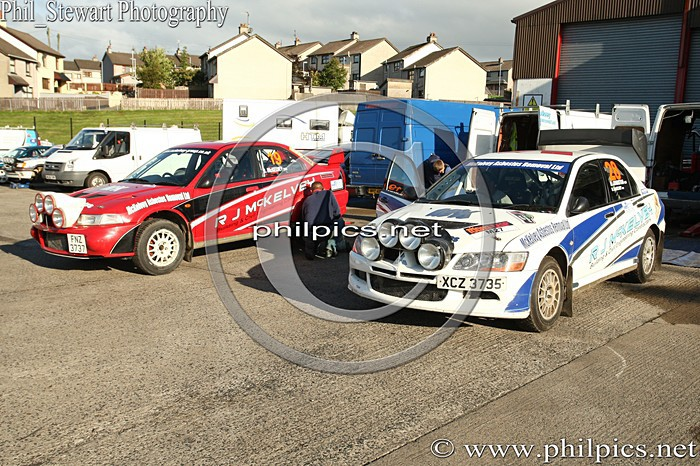 SS 7 - MAGHERAFELT AND DISTRICT MOTOR CLUB SUNSET RALLY (2013)