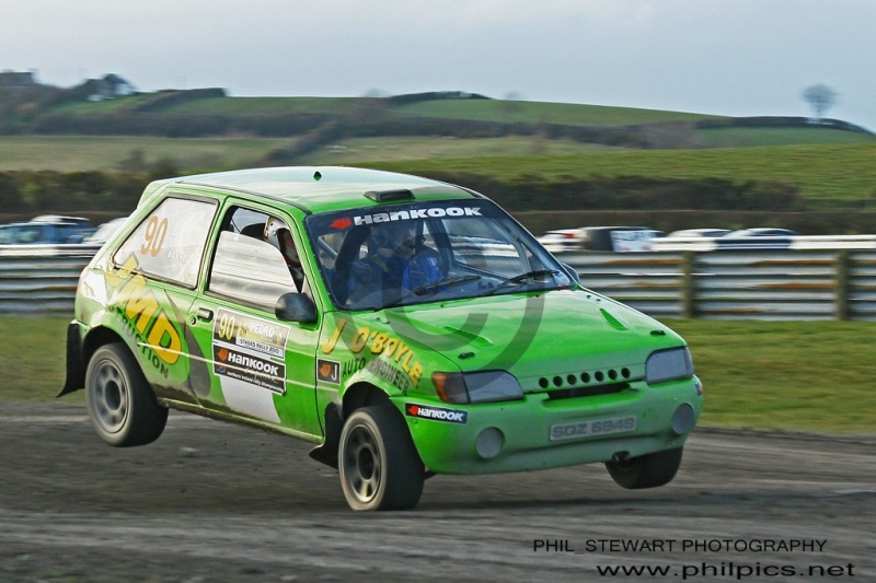 TEAM DONNELLY 2 - JMD RALLY TEAM @ PEDRO STAGES 2010 (KIRKISTOWN)