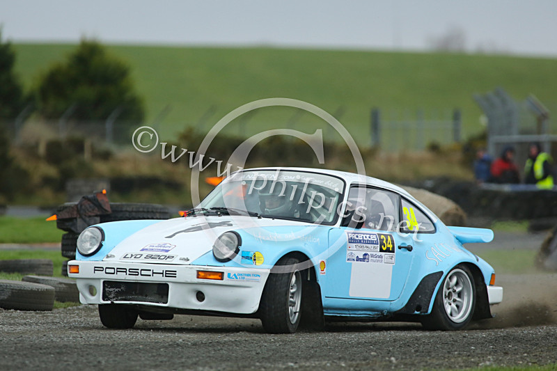 PNS 27 - PACENOTES MAGAZINE STAGES - KIRKISTOWN (2017)