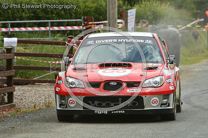 DONEGAL 4 - JOULE DONEGAL INTERNATIONAL RALLY (2016)