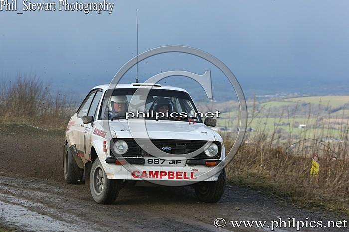 SR 3 - OMAGH MOTOR CLUB SPRING RALLY (2015)