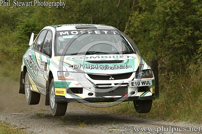SS3 23 - SAMDEC SECURITY LAKELAND STAGES RALLY (2014)