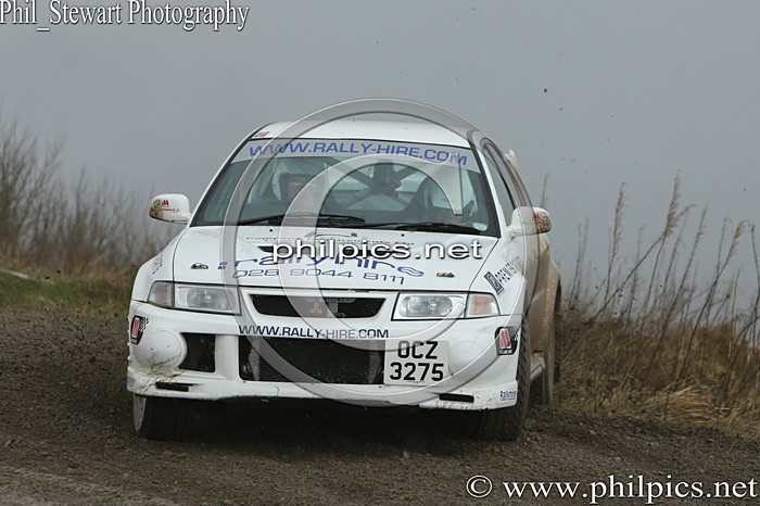 SR 21 - OMAGH MOTOR CLUB SPRING RALLY (2015)